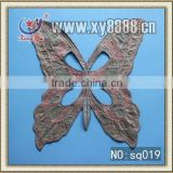 The butterfly type sequins lace for garment