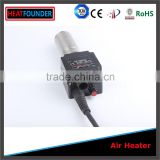 CE CERTIFICATION NEW DESIGN LHS 21 SYSTEM AIR HEATER PVC HOT AIR WELDER WITH CONTROL PART FOR INDUSTRIAL HEATING