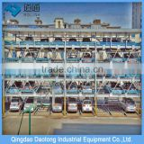Best selling vertical carousel parking system with low price in China