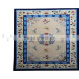 Hot Sale Oriental Art Chenille Yarn Jacquard Home Textile Floor Carpets Cheap Rug YB-A017