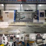 QK1327 CNC atomatic pipe threading lathe machine for steel pipe ,pvc pipe, oil and gas pipe
