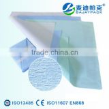 High quality disposable sterilization crepe paper for medical packaging