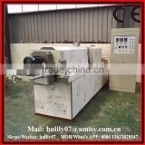 (Skype/Wechat: hnlily07) Twins screw extruded snack stick making machine from Zhengzhou Amisy