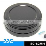JJC SC-82 82mm Screw-in Metal Filter Stack Cap/Camera Filter case,protecting filters from dust and scratches