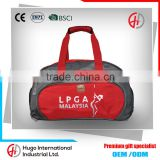 Hot Selling Durable Promotional Customized Easy Sport Travel Bags                                                                         Quality Choice