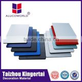 Alucoworld Fire-Proof drawing aluminum composite sheet electroluminescent panel