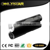 Onlystar GS-9060 aluminum waterproof rechargeable pen light                                                                         Quality Choice