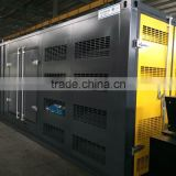 1MW super power plant container type generator set