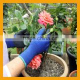 Long Cuff Sleeves Latex Coated Garden Work Gloves                                                                         Quality Choice