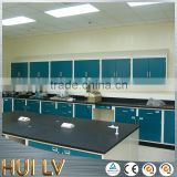 With Drawer Cabinet Phenolic Resin Top Lab Wall Work Bench
