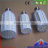 2014 HOT !!! factory wholesale price E27 LED Corn Bulb, SMD 2835 warm white LED bulb Light