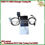 Car key best tool KESS OBD Tuning Kit For Read Eeprom And Flash From ECU By OBD For KESS Car Chip Tuning 3 Years Warranty