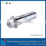 Kingsoon factory machine main strong style color b82220 strong cnc machined shaft                                                                                                         Supplier's Choice