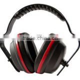 padded reinforced type ABS ear muffs safety fold ear muffs for sales brand ear muffs supplier