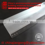 JianDao Galvanized Cable Tray With Cover Wireway Channel Cable Support System from China manufacture