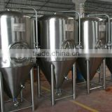 Shandong RuiJia mini brewery electric brew kettle with thermometer mini beer brewery equipment
