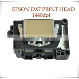 Original xenons printer dx7 head/xenons 841 printhead