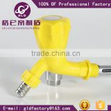 China ABS lowest price plastic water tap, water plastic pvc tap,plastic bib tap bibcock faucet for bathroom kitchen