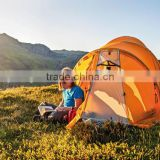 Hot Sell Single Person Camping Tent Outdoor Waterproof Floding Shelter Canvas Camping Tent