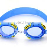 HK amazon kids swim goggles, cartoon kids goggles