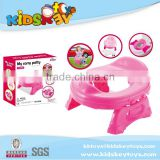 B aby potty chair 2015 Mobile baby potty plastic mini baby potty chair for promotion