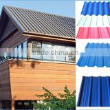 Stone Coated Roofing Materials of Metal corrugated sheet (Roman tile)