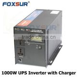 Manufacturer 1000W Best Quality And Good Price With Built-in Battery Automatic Charge Power Inverter