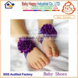 New design popular top quality barefoot sandal ODM shoes baby