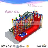 High quality children games safe best-price wooden indoor playground soft play equipment