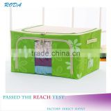 RODA China wholesale water-proof Oxford cloth square storage box,living room storage box sofa bed,garment box