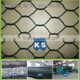 PVC Coated Hexagonal Wire Netting/Hexagonal Wire Mesh/Hexagonal Chicken Wire Mesh(Factory)