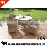 PE-rattan chairs and tables royal living room and antique white classic dining room sets                                                                         Quality Choice
