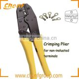 Hot Sell Cheaper Mini Europe Style Crimper Crimping Pliers Crimp for Non Insulated Terminals