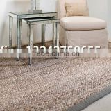 insurance credit jute and sisal carpet floor machine made carpet USA hot market since 1998                                                                         Quality Choice