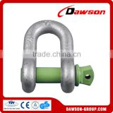 Dawson carbon steel shackle with great price