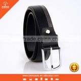 Factory Wholesale Genuine Leather Waist Belt for Men