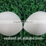 White Nude Sew in Bra Cups Soft Push-up Foam Cup (BCAY093)