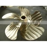 High speed marine fixed pitch 50 inches propeller