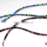 Custom Nylon Cotton sunglasses retainer strap/floating sunglasses strap                                                                         Quality Choice
