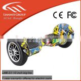 balance scooter with with brushless motor with Max.speed 15km/h CE FCC ROHS UL Cerfiticated