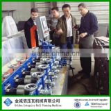 Steel Structure Truss Standard Thickness Metal Roof Purlins C Channel Purlins Roll forming Machine