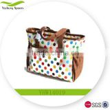 Hot Selling Parachute Fabrics Customized Diaper Tote Bag With Single Strap
