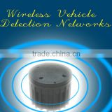 Traffic wireless vehicle detection sensor for car counting system same to sensys networks VDS-240 repalce loop detector