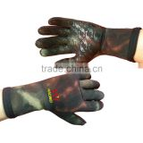 neoprene glove surf glove hunting glove dive glove fishing glove
