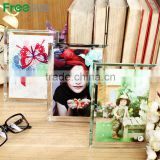Freesub BL-02 L180*H130*W10mm sublimation glass photo frames