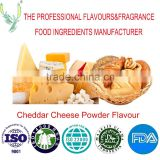 Factory direct sale and with long lasting aroma cheddar cheese powder flavour,food flavour