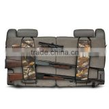 True Adventure TA4-006 Wholesale Camouflage Car Seat Back Hunting Gun Hanging Storage Bag Hunting Gun Accessories Gun Holder