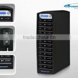 SharkBlu HDD:12 Blu-Ray / DVD / CD Stand-Alone Manual Tower Duplicator