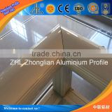 Good ! made in China 6063 alloy extruded aluminum profiles for railing handrail