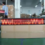 Sinoela full color indoor lights led message board, semi outdoor LED Message panel Multi Lines, advertising led signs display